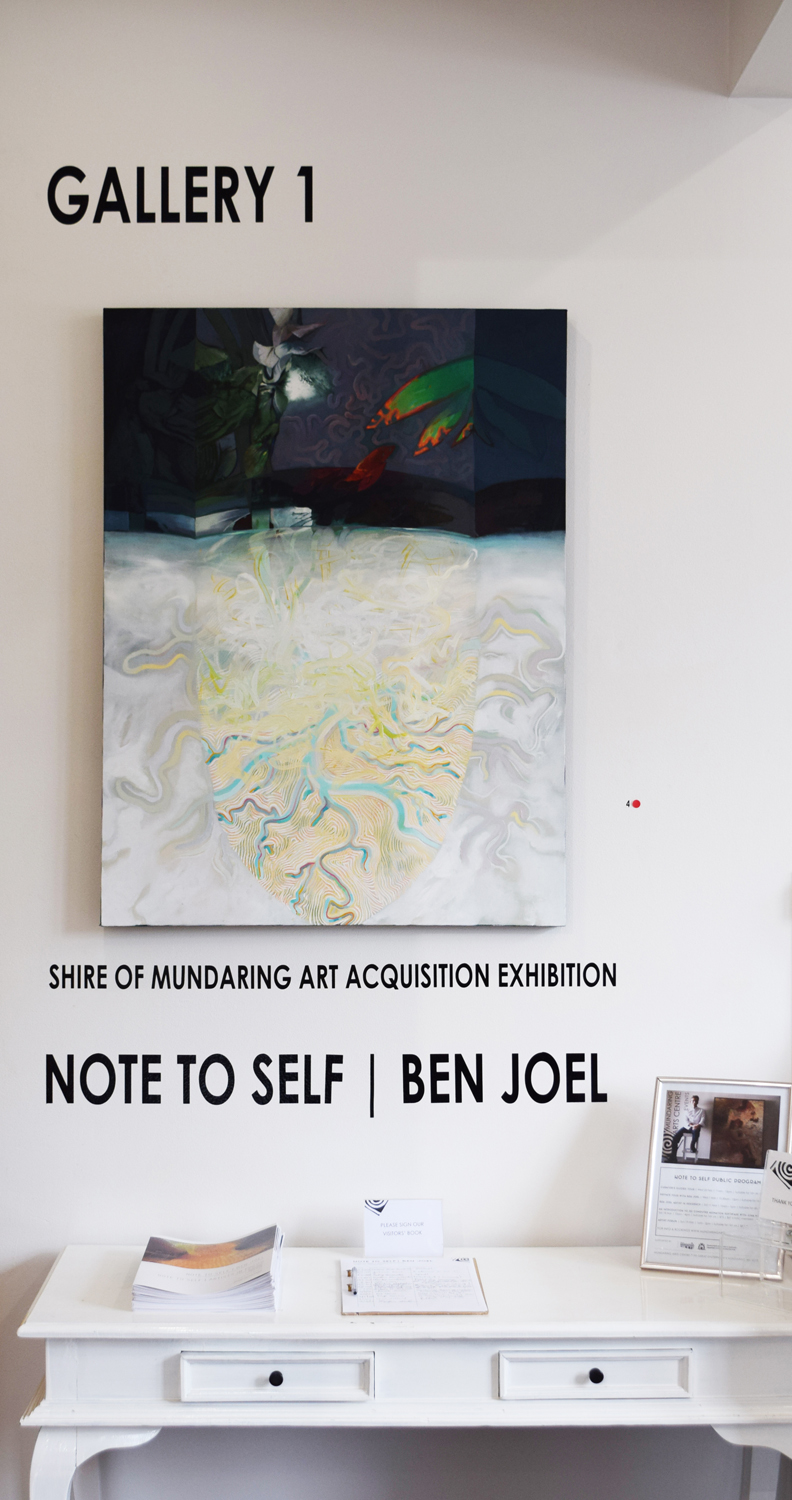 Note to Self  gallery view