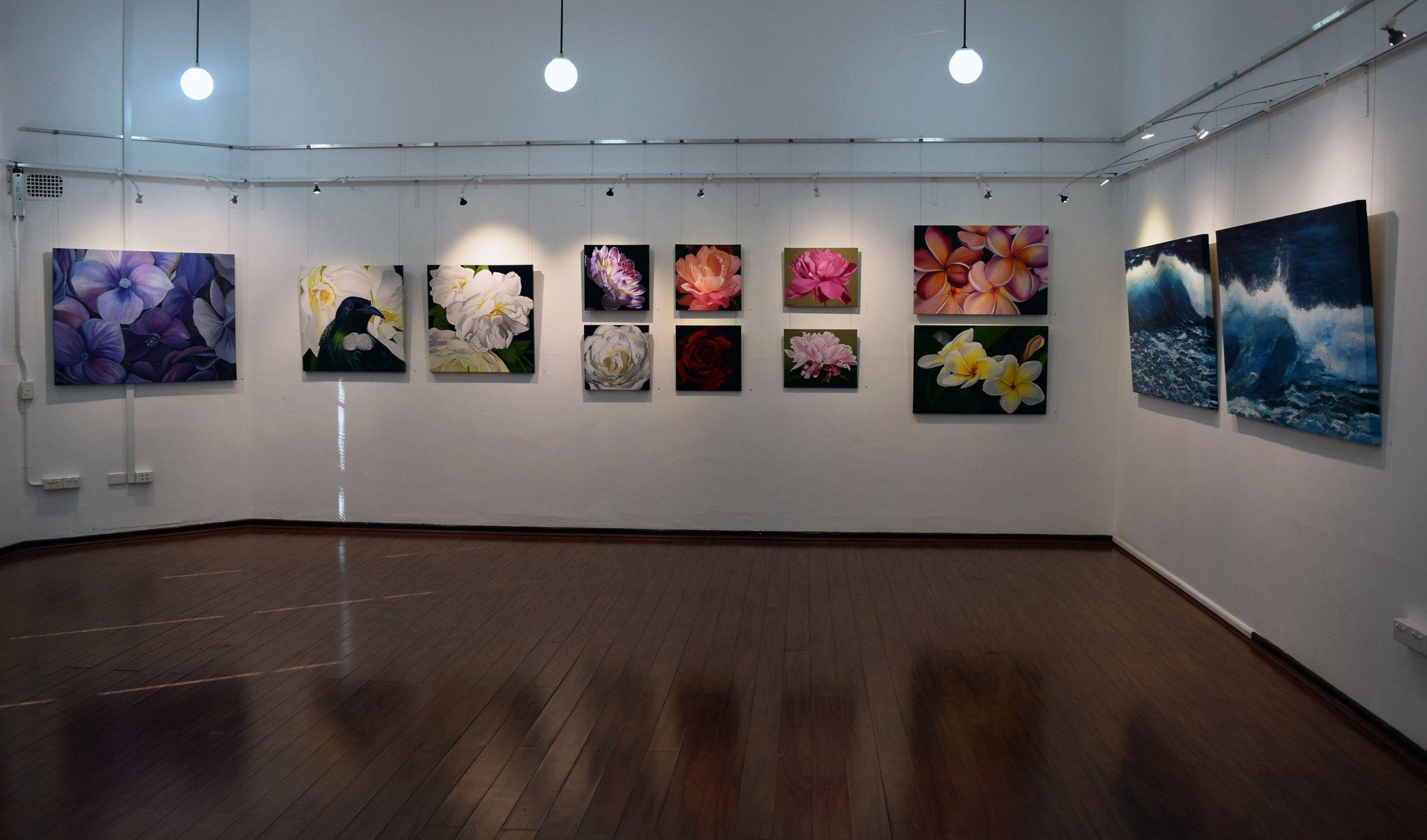 'In Full Bloom' Gallery View