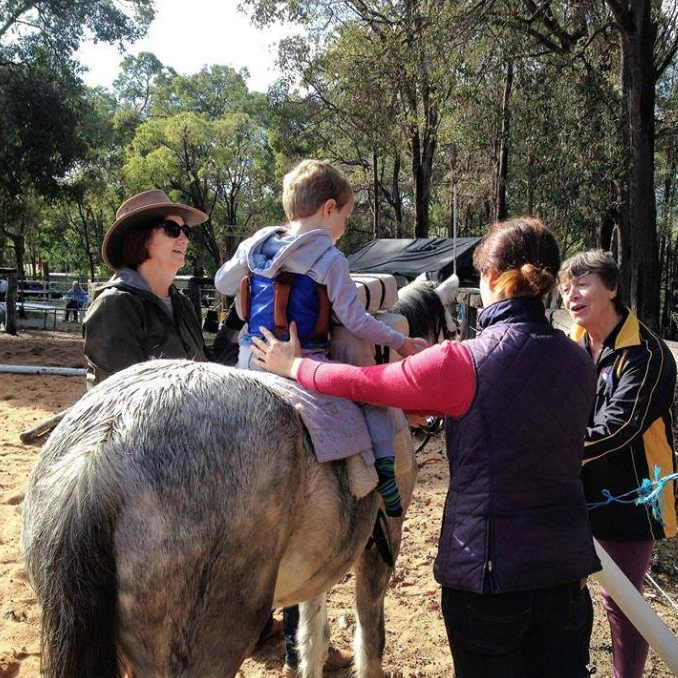 Adaptive Tools for Riding - Assisting people with disability to enjoy horse riding and equine care for 41 years, the Riding for the Disabled Hills Group showcases a range of adaptive tools for riding and demonstrate how to make a horse lead.11am - 3pmFREE
