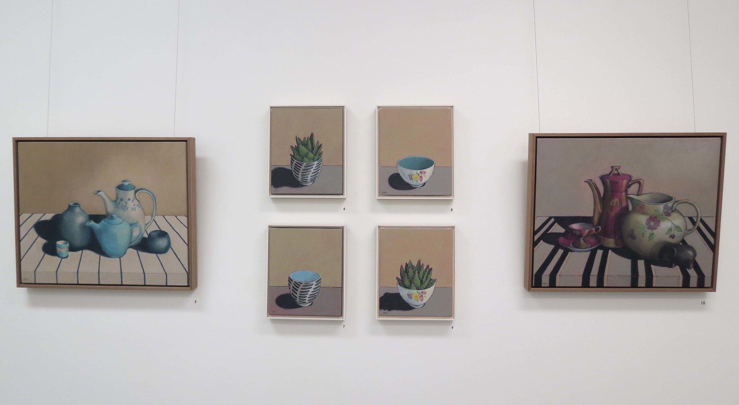 5-10. Sue Eva (exhibition view)