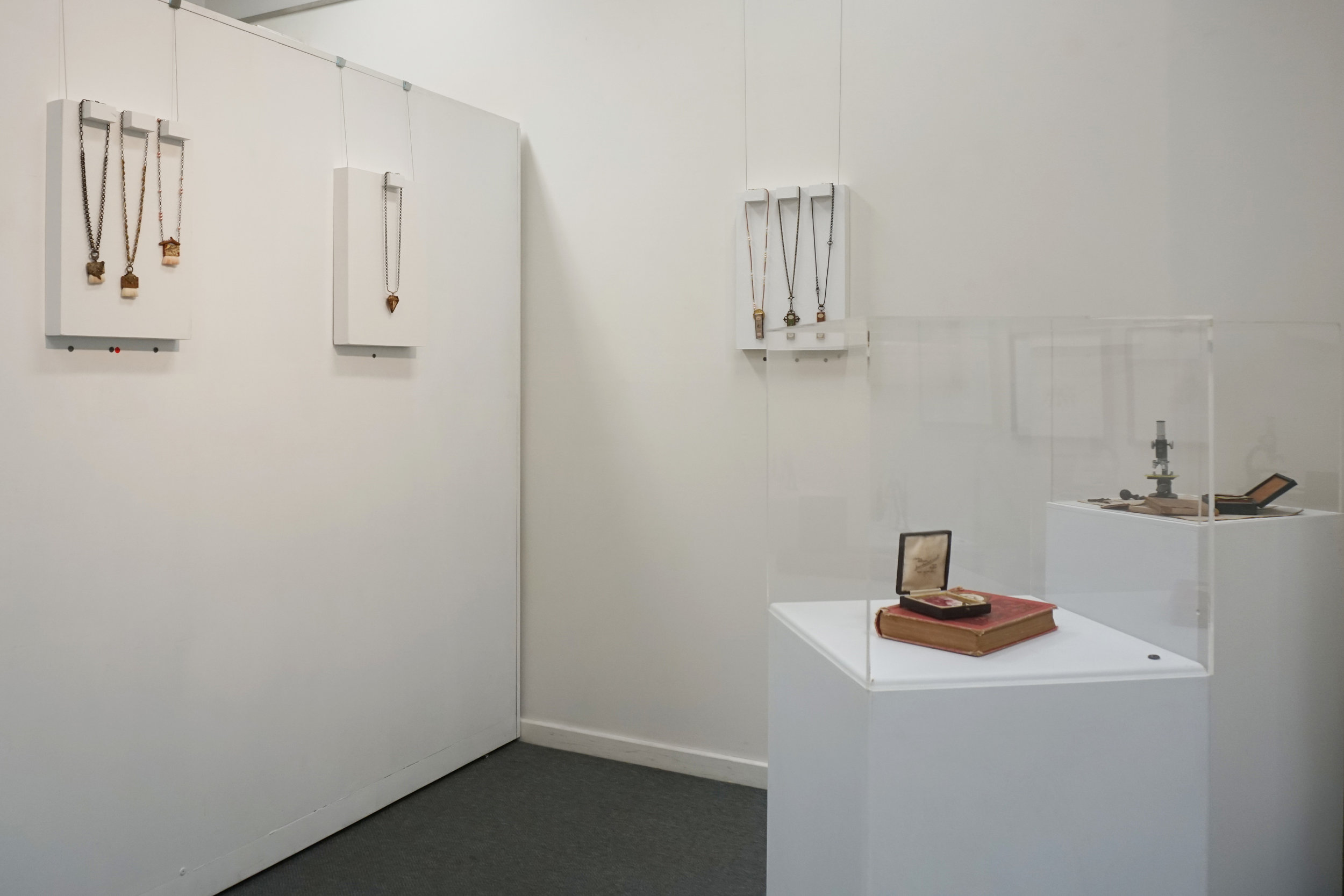 Gifted  exhibition view