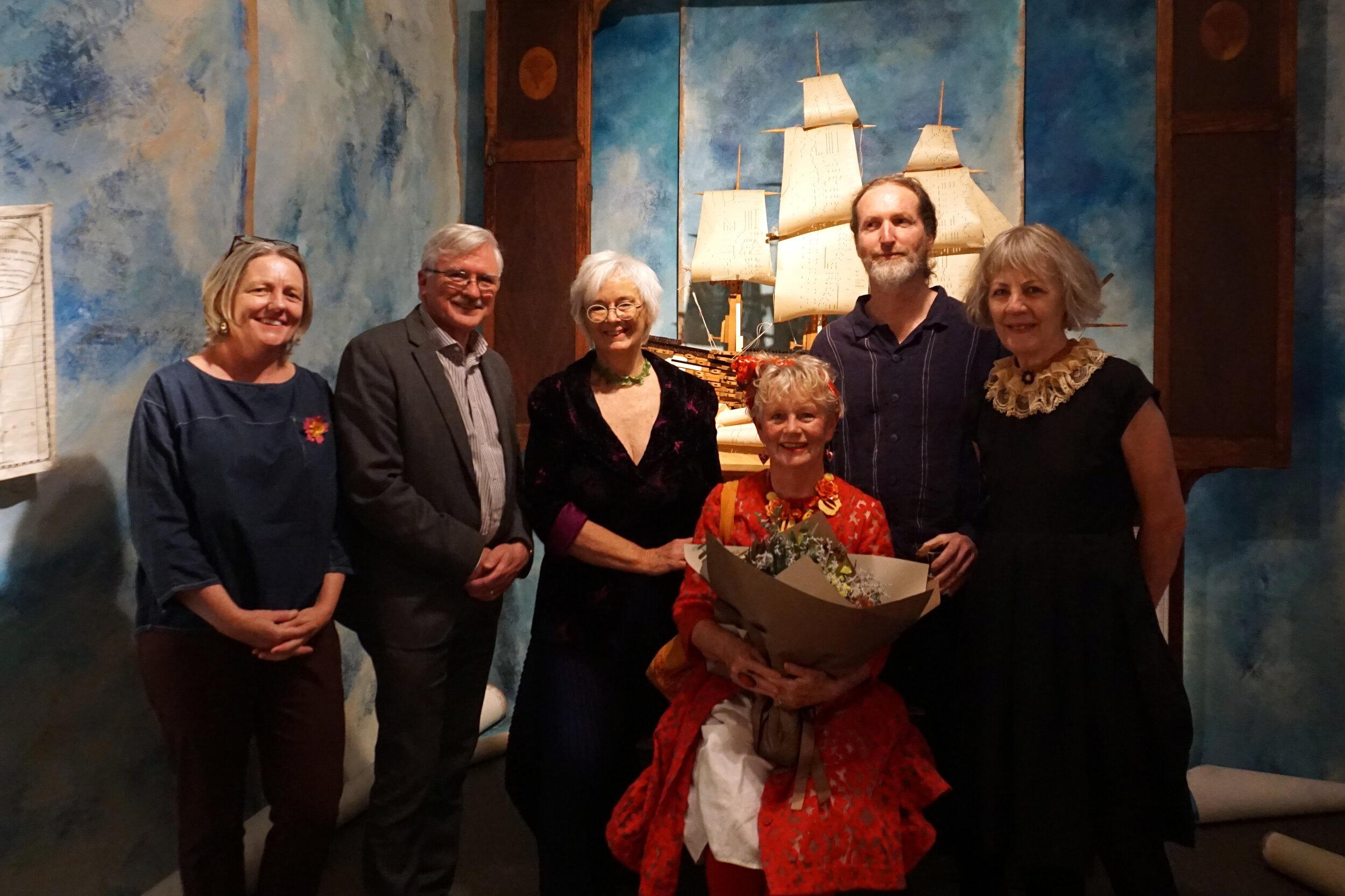 Sarah Toohey, Duncan Ord, Jude van der Merwe, Susie Vickery, Nathan Crotty, Susi Rigg.jpg