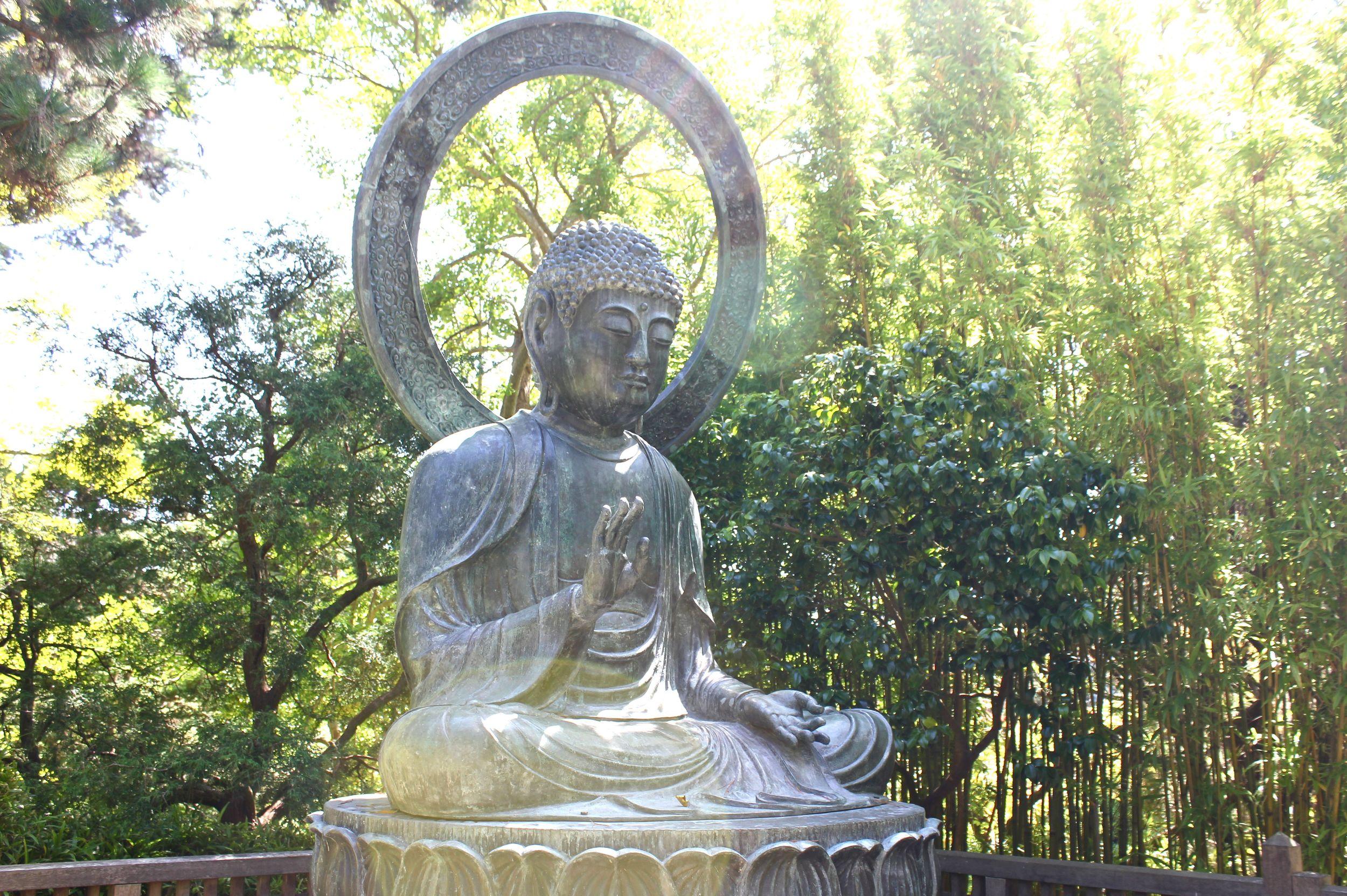 the magical gardens aka japanese tea garden