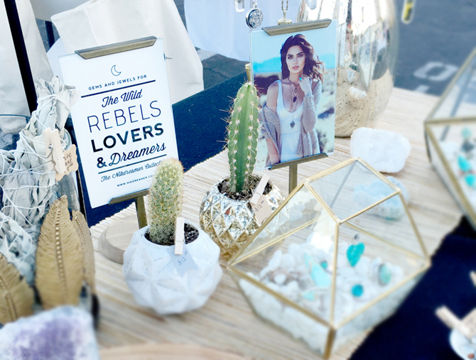 We are newly based in Denver, CO although our jewelry loves to travel. Contact us for pop-up shops, events, and shows in your city.