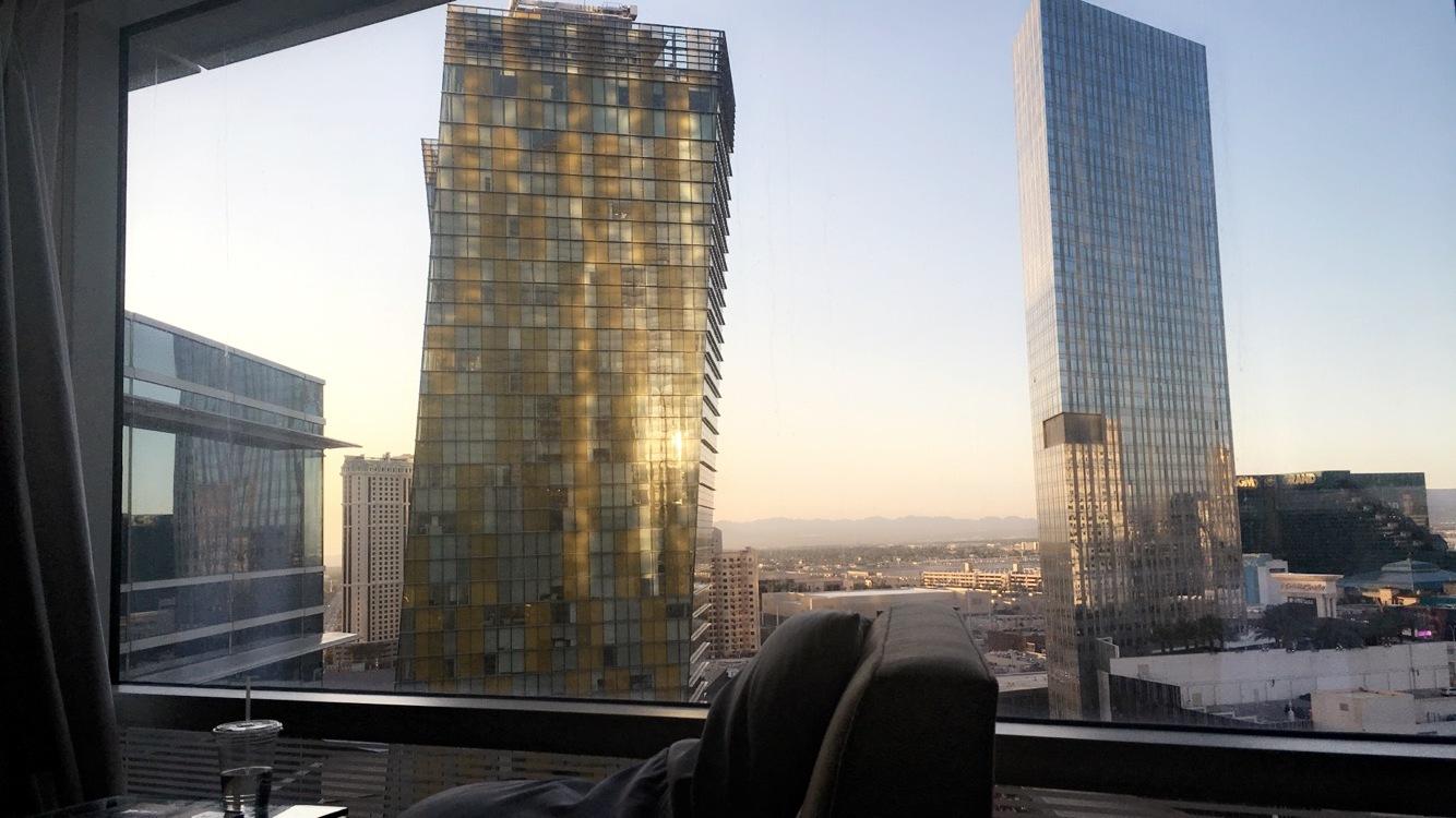 5. Staycation. A week in lego land. Aria - Las Vegas, NV.
