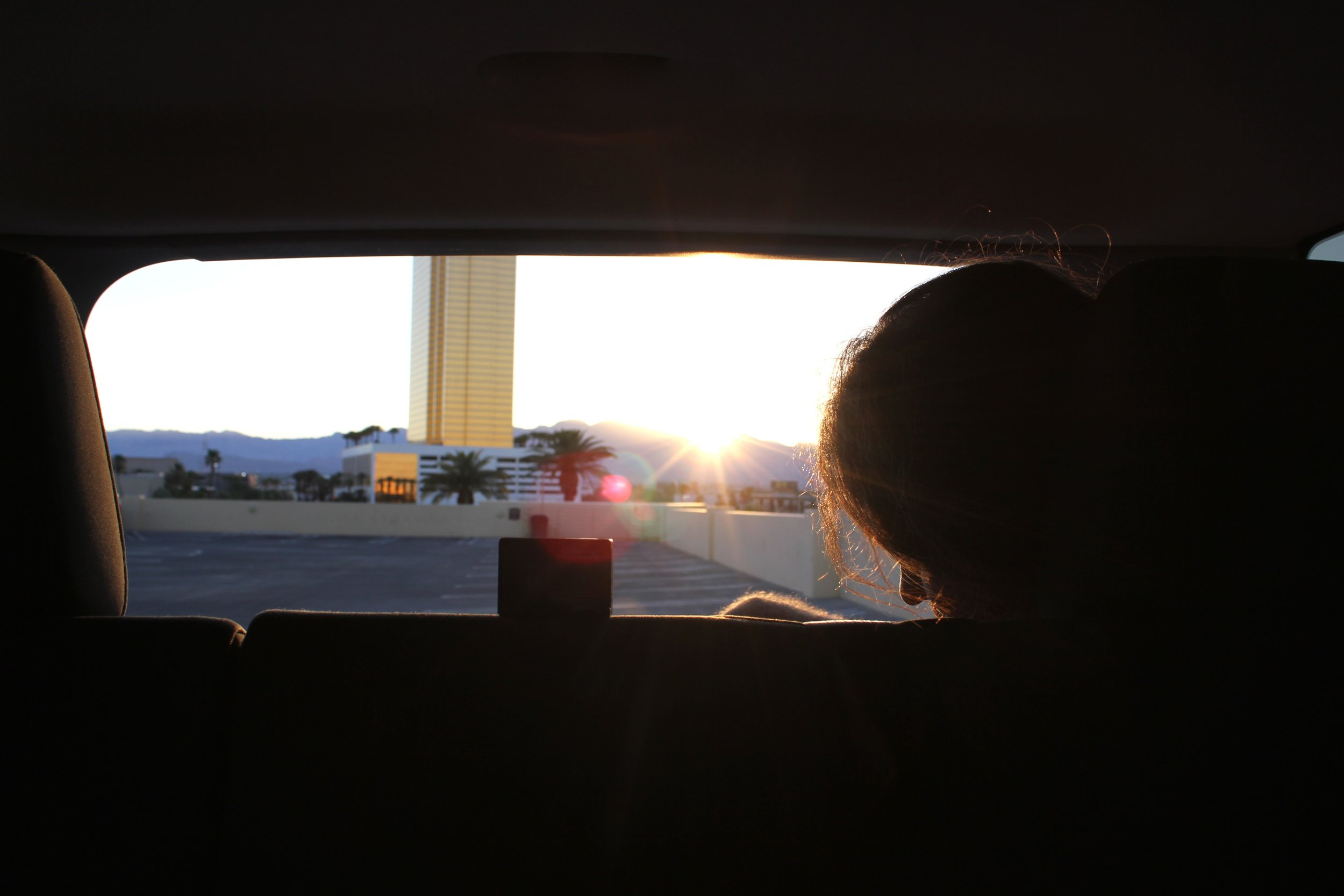 6. casinos. sunsets. and tacos Togo most days.