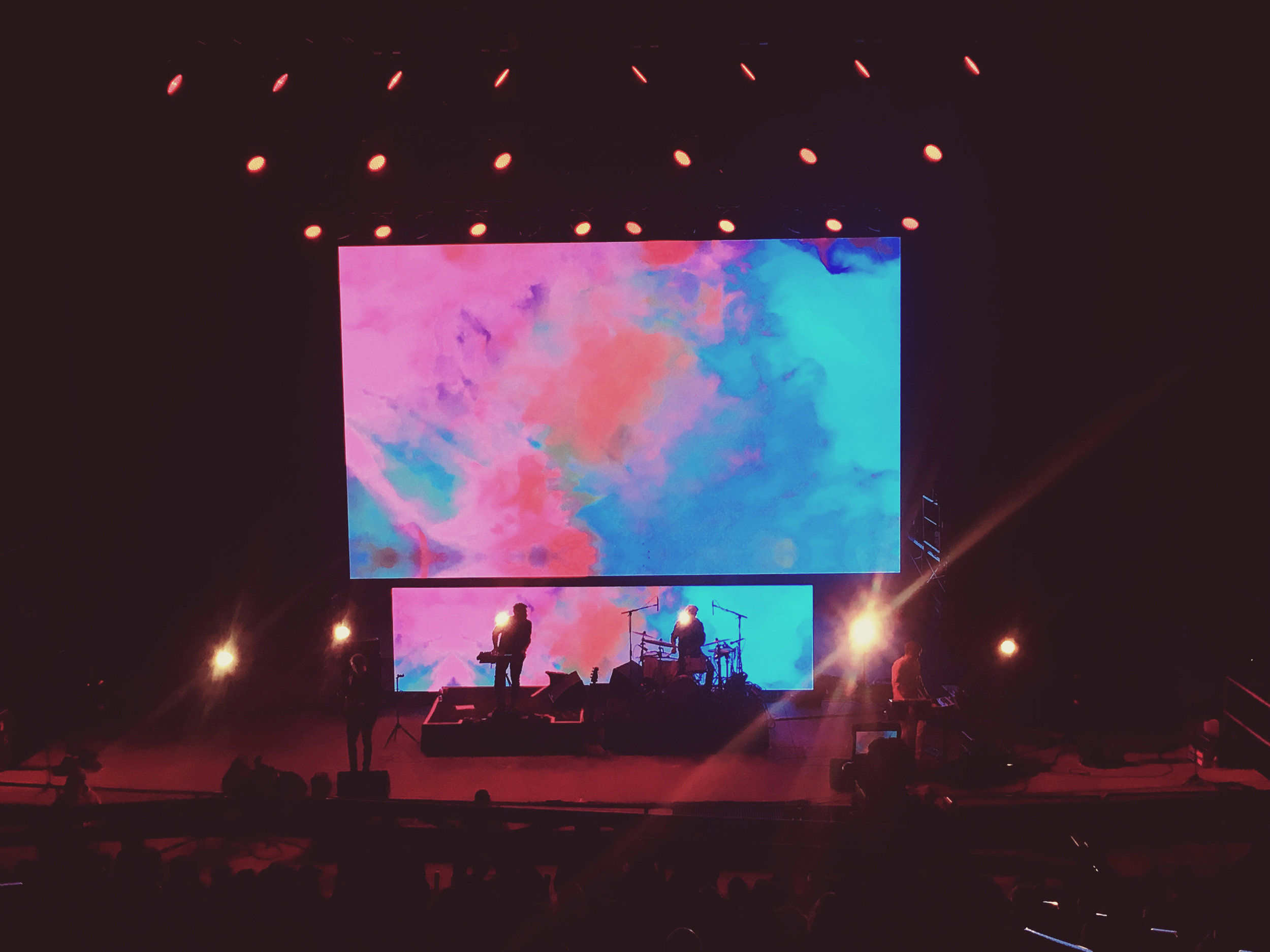 tycho  at  red rocks