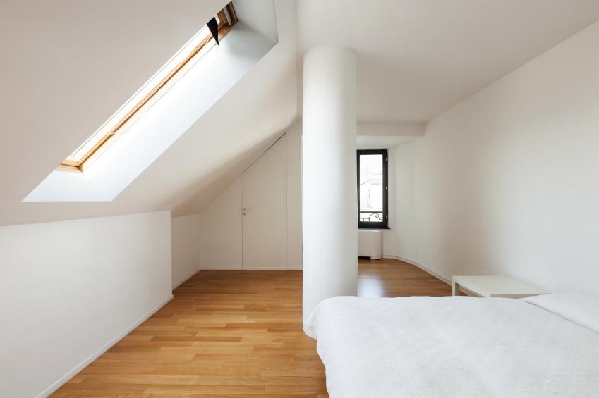 Simple Spare Room