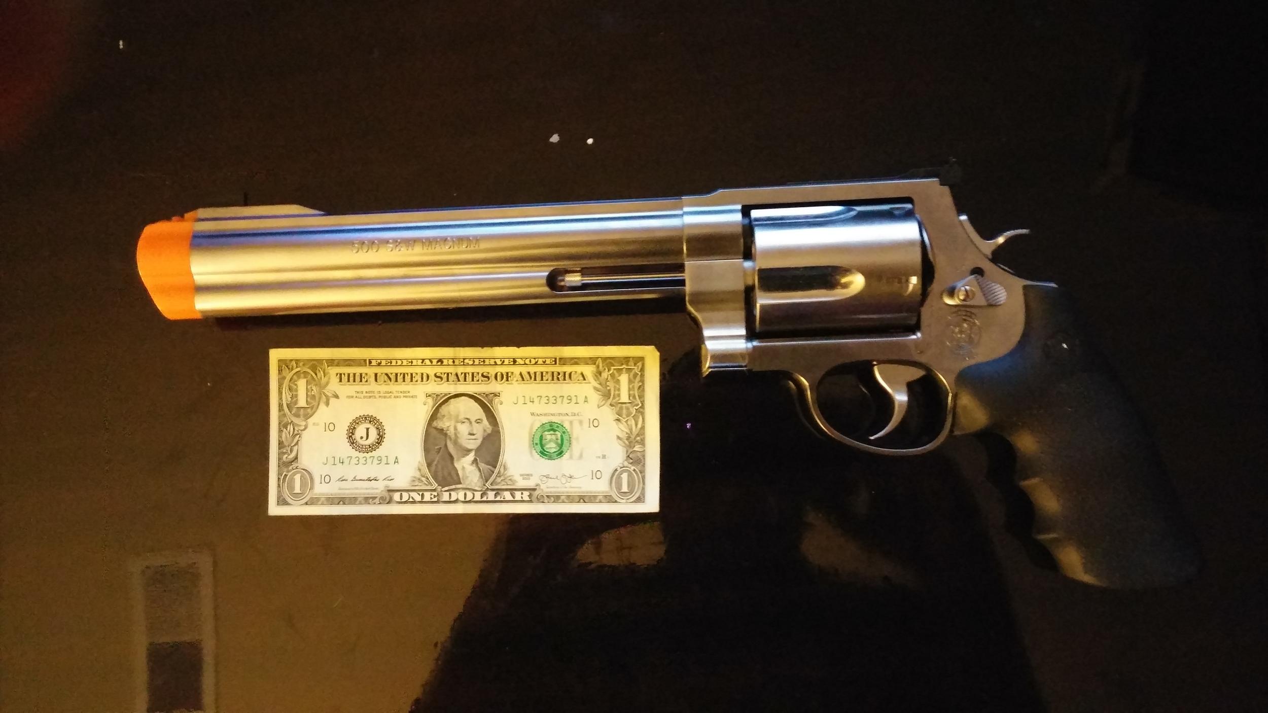 Sammy's Pistol