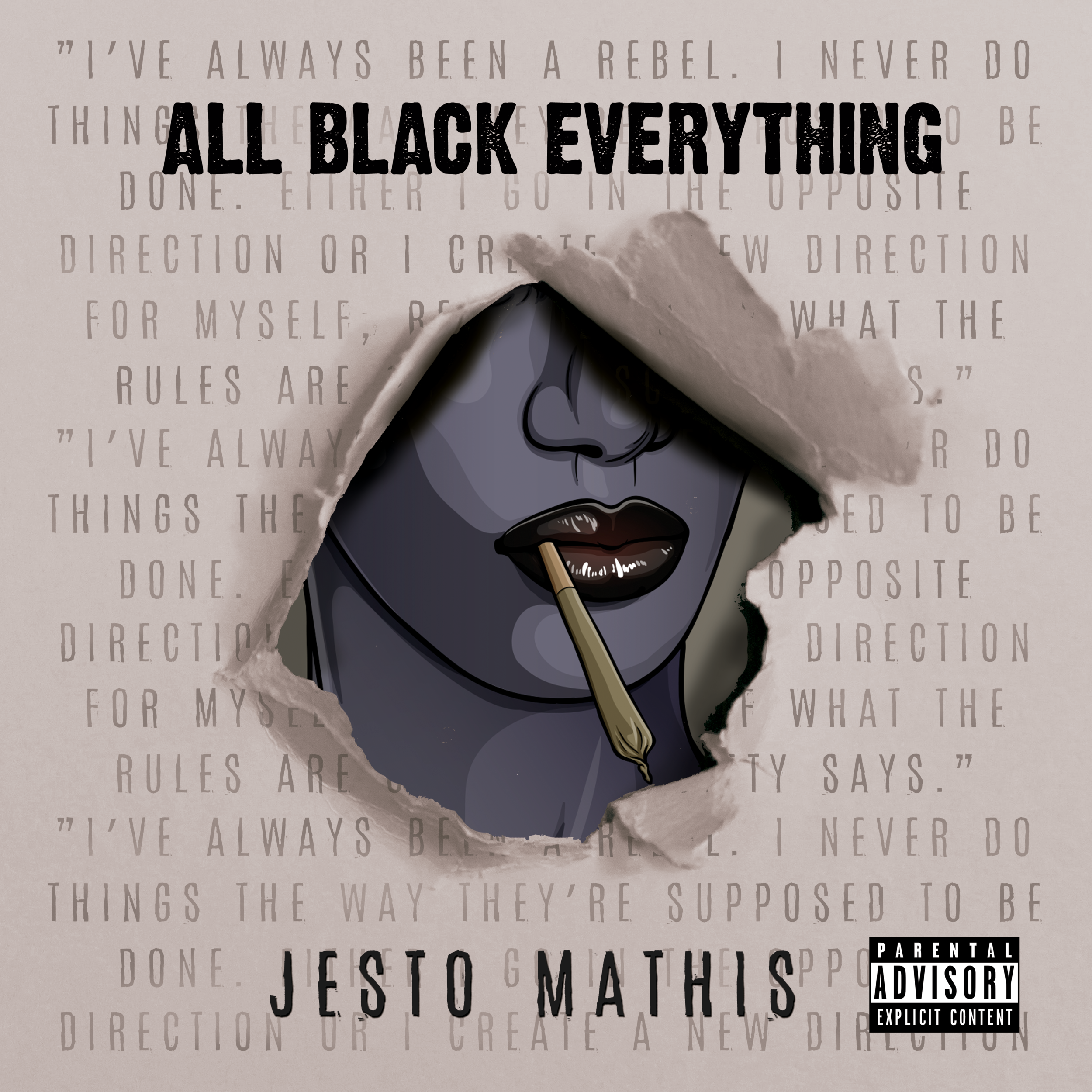 All Black Everything Explicit Album Art.png