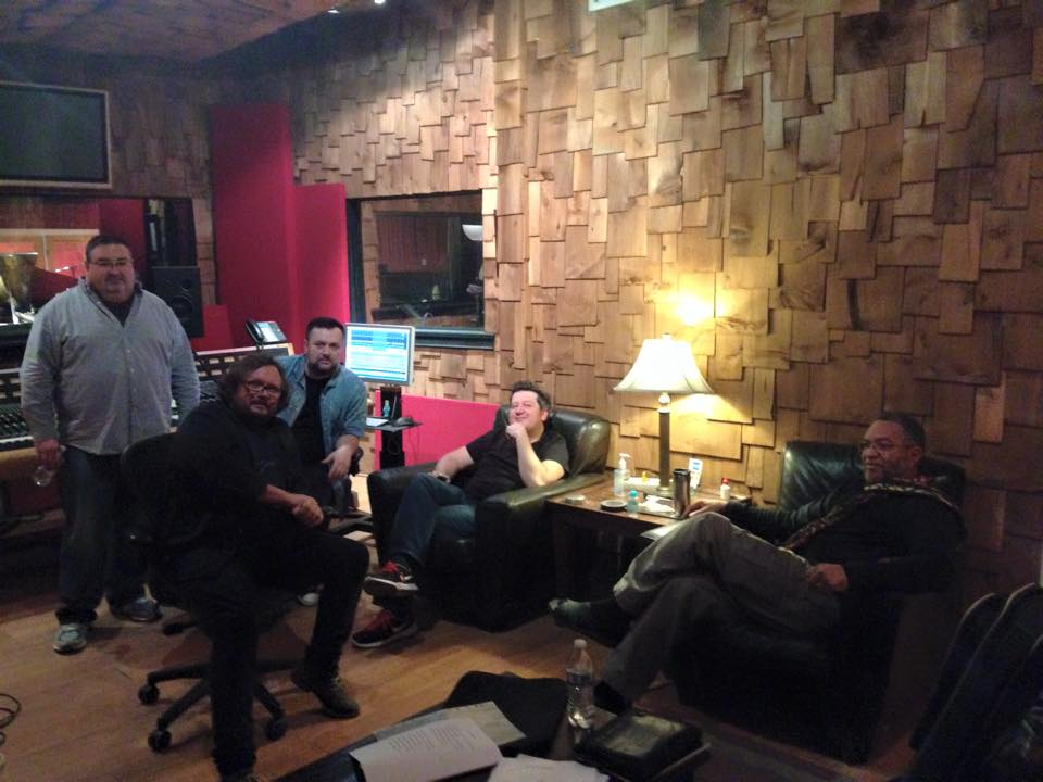 John Gros, Keyboards /  Arne Skage , producer / Joe Rusi , Artist / Doug Belote, drums / George Porter Jr. bass