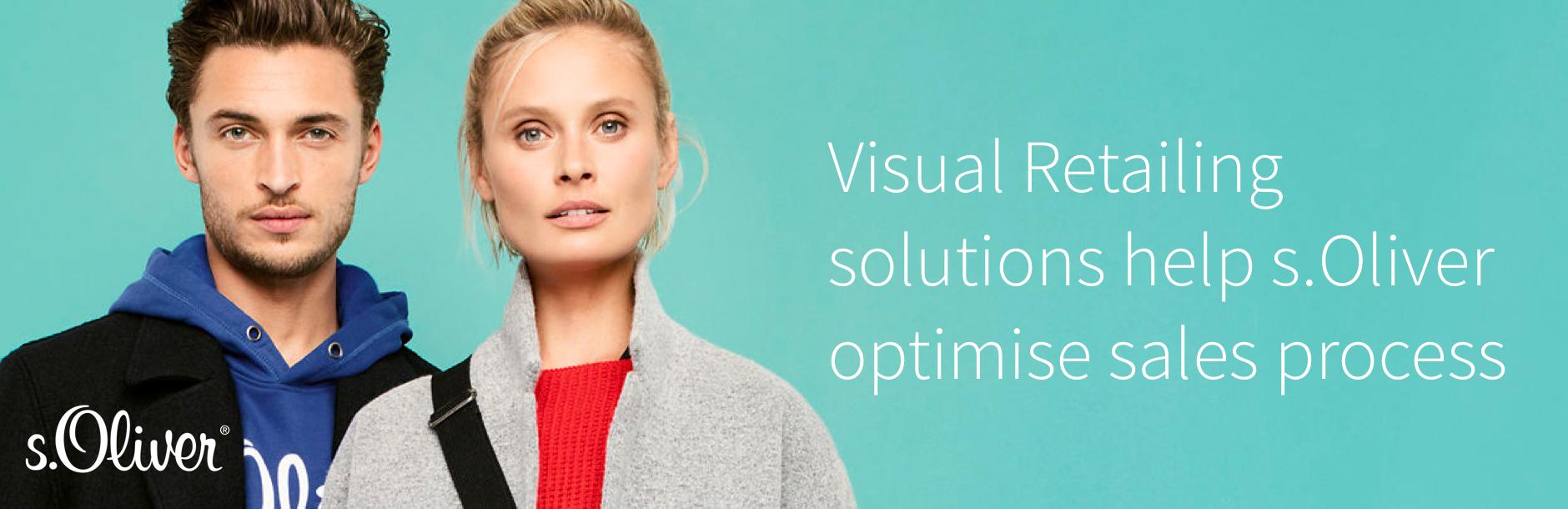 S.Oliver, Visual Retailing, Visual Merchandising Software, Planogram app, Fashion Visual Merchandising Software