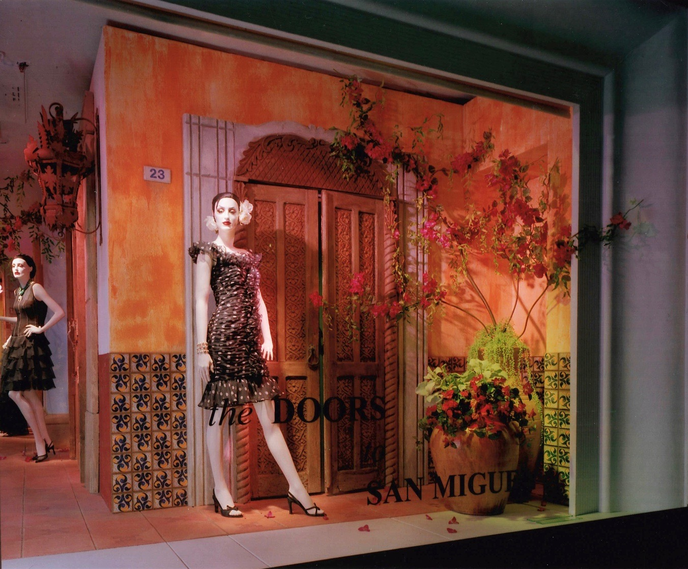 Window for Lord & Taylor 5th Avenue by Denise Foley