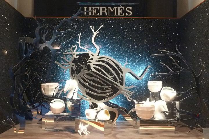 Hermès, London