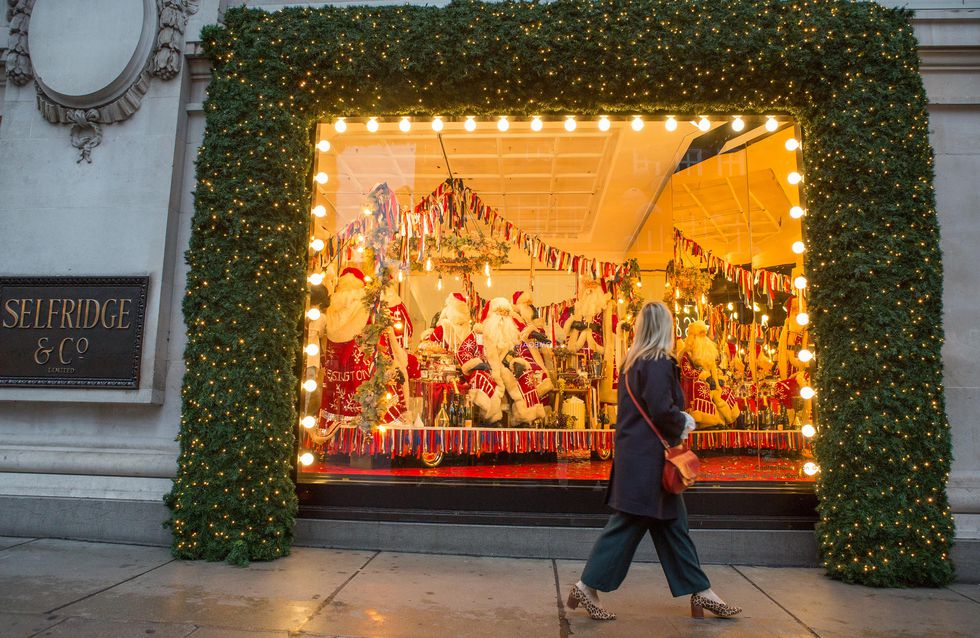 Visual Retailing — Retail Winter Wonderland: The Art of