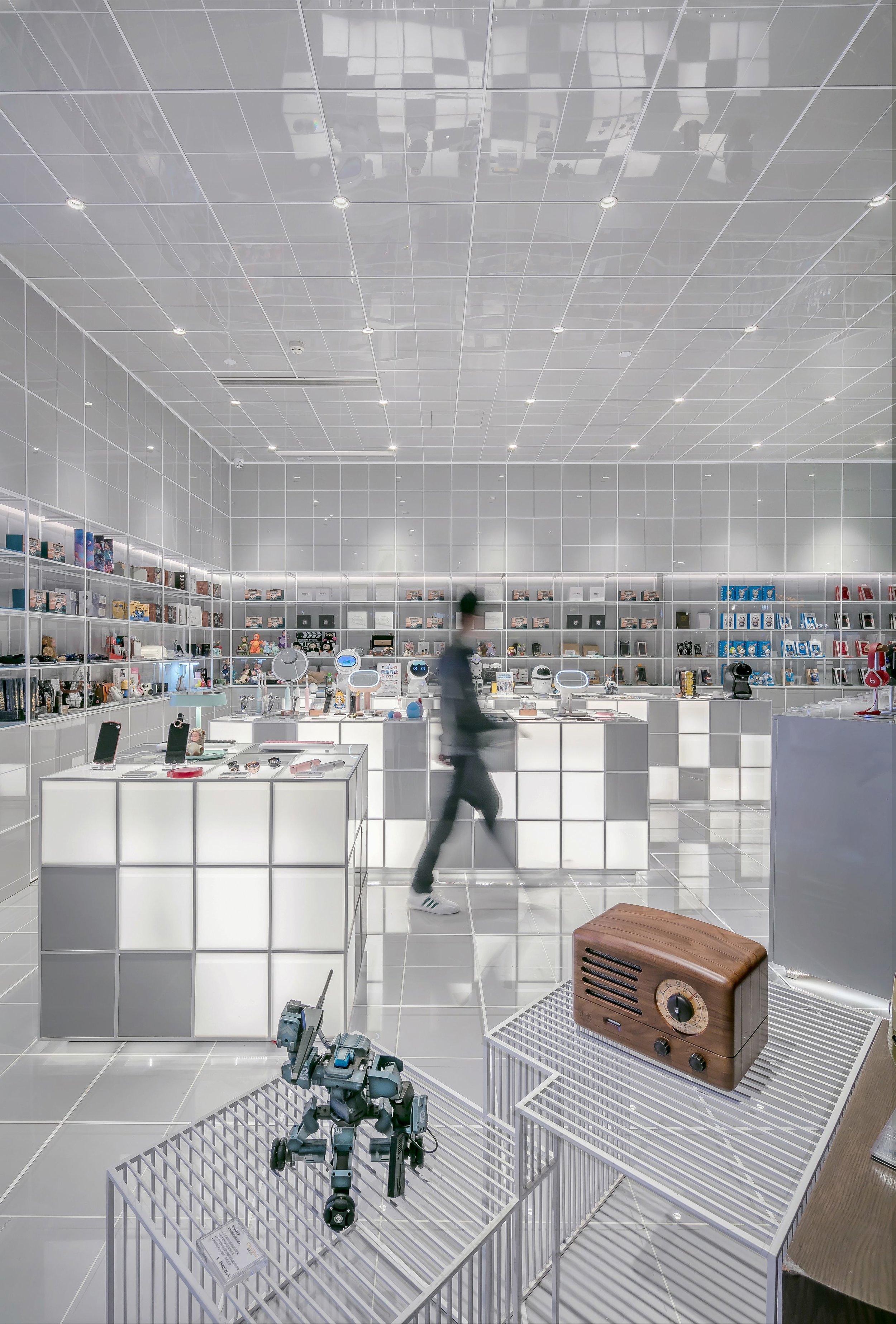 Retail Experience, Visual merchandising