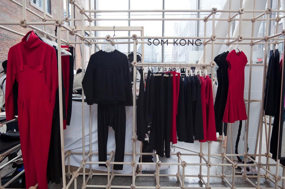 SOM KONG   Booth at INLAND