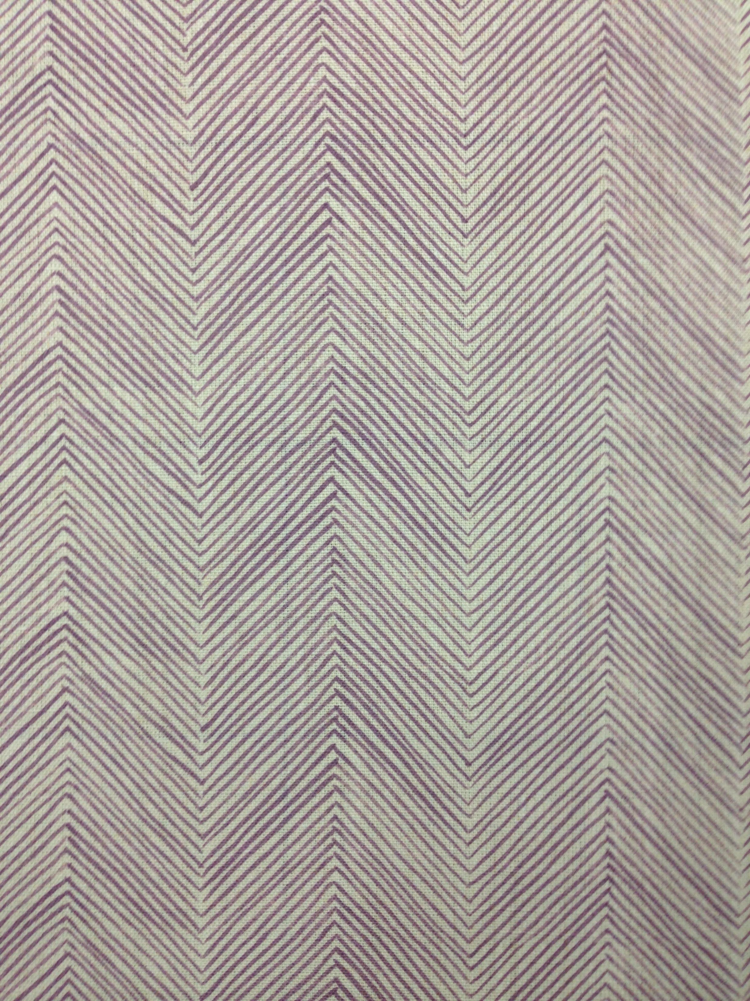 herringbone parma violet