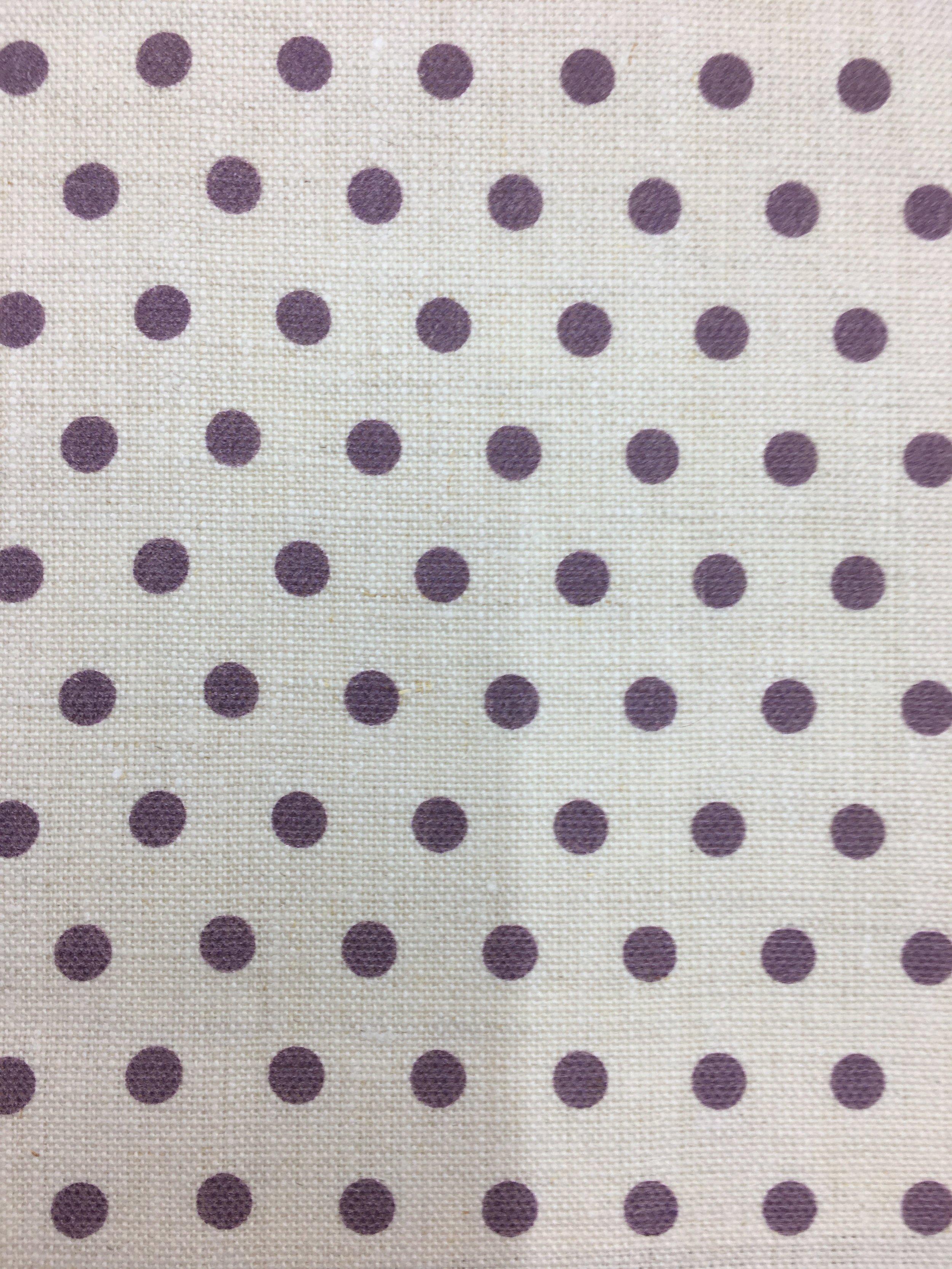spotty parma violet