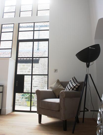 Property conversion interior