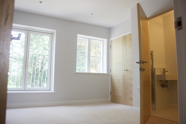 Bath Hill new build interior