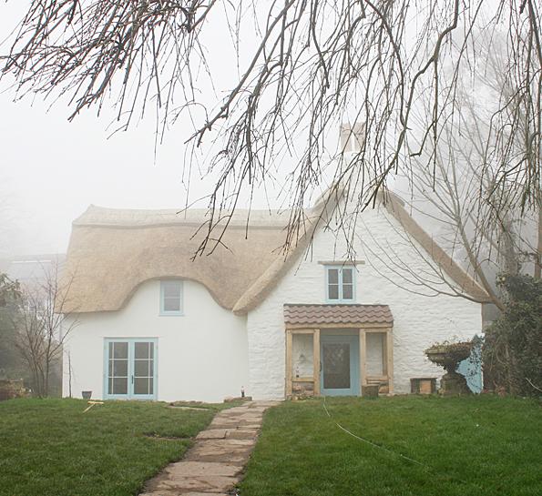 Thatch cottage renovation