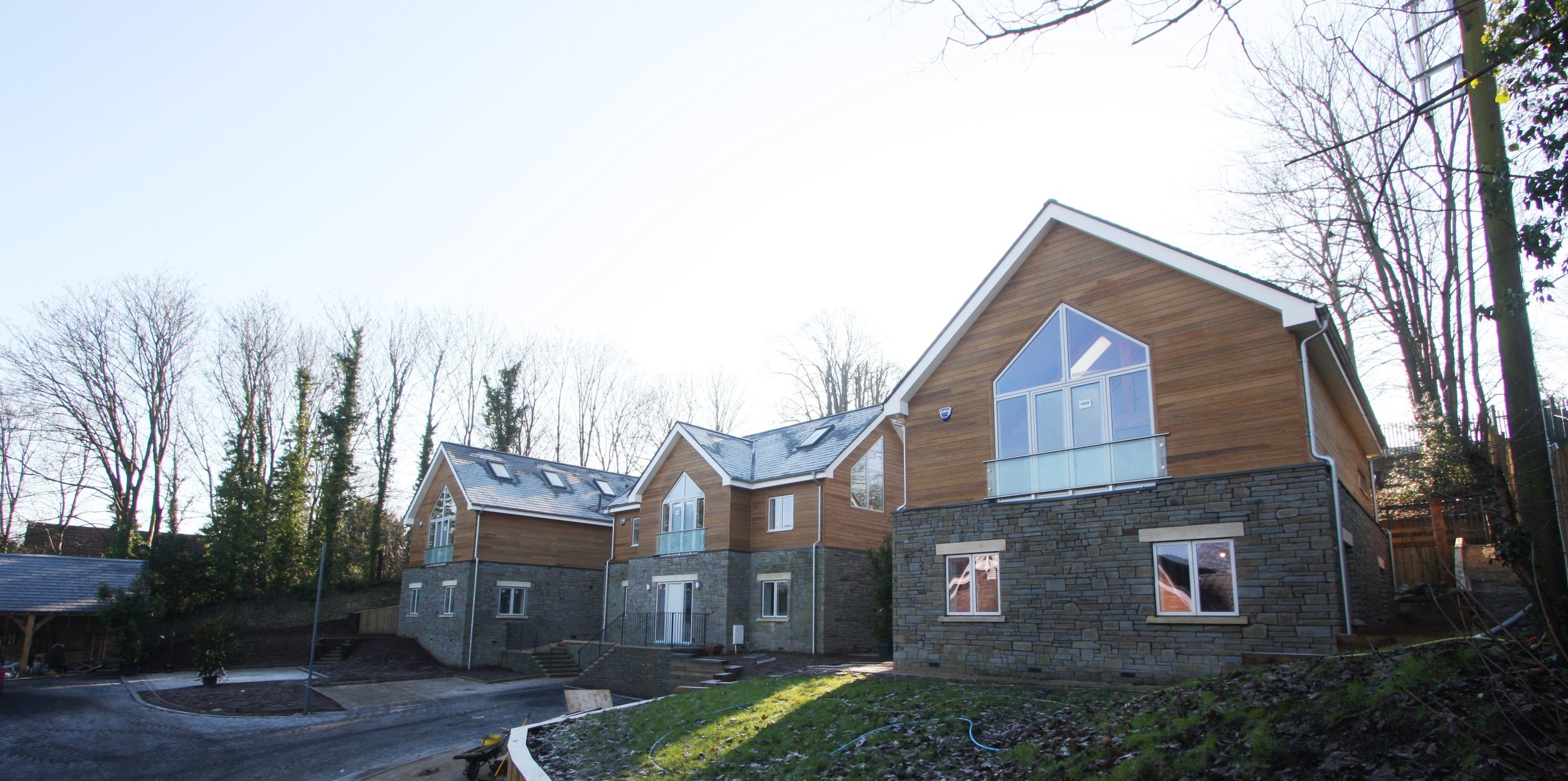 JUST ONE NEW BUILD PROPERTY REMAINING AT TREETOPS