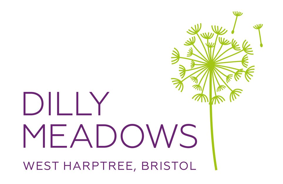 Dilly Meadows logo purple and green with tag for bpl.jpg