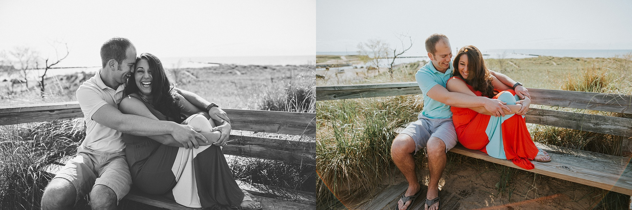 Shelby Chari Photography | South Bend Wedding Photographer | New Buffalo Engagement Session