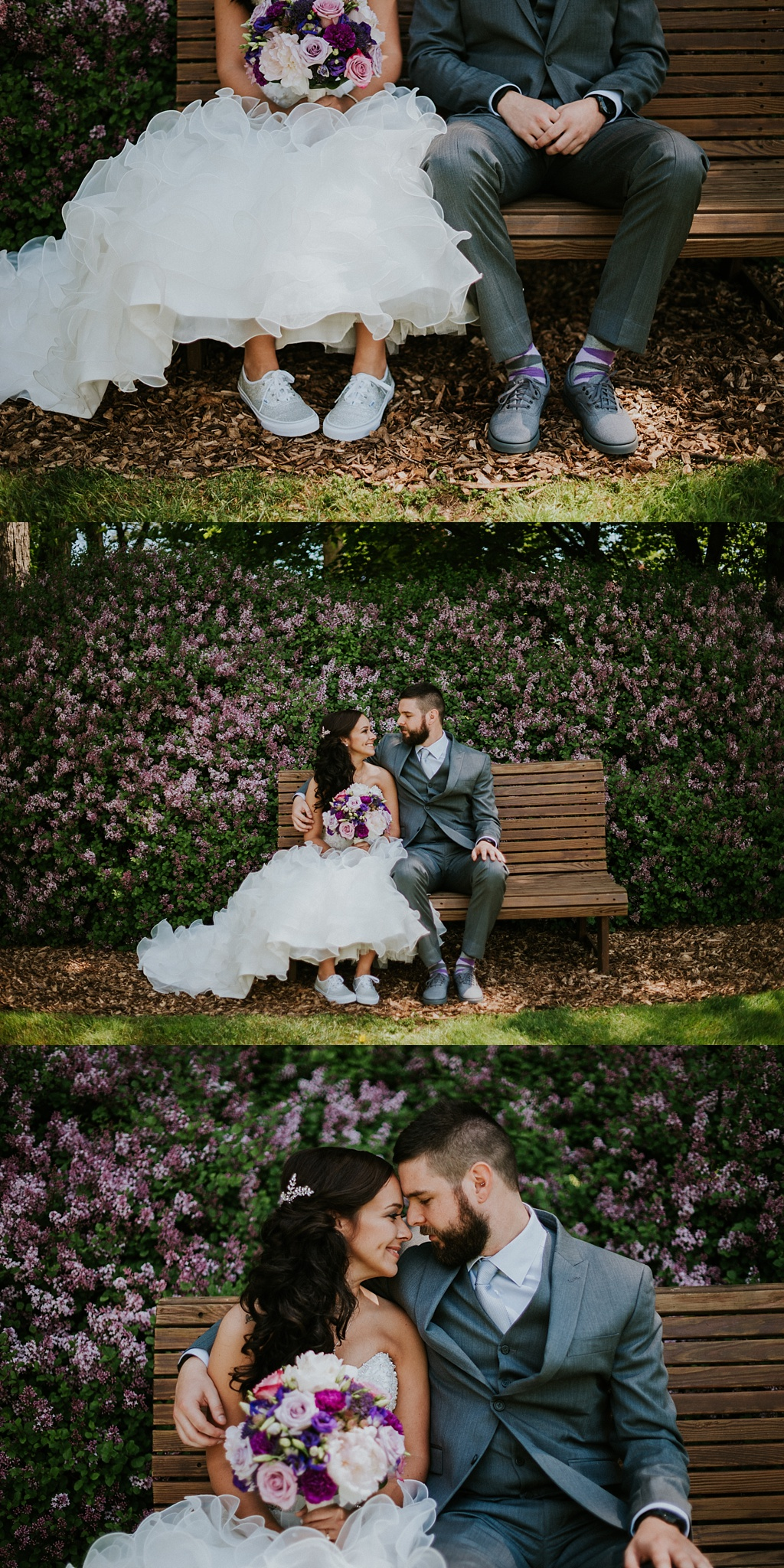 Shelby Chari Photography | South Bend Wedding Photographer | Bride and Groom