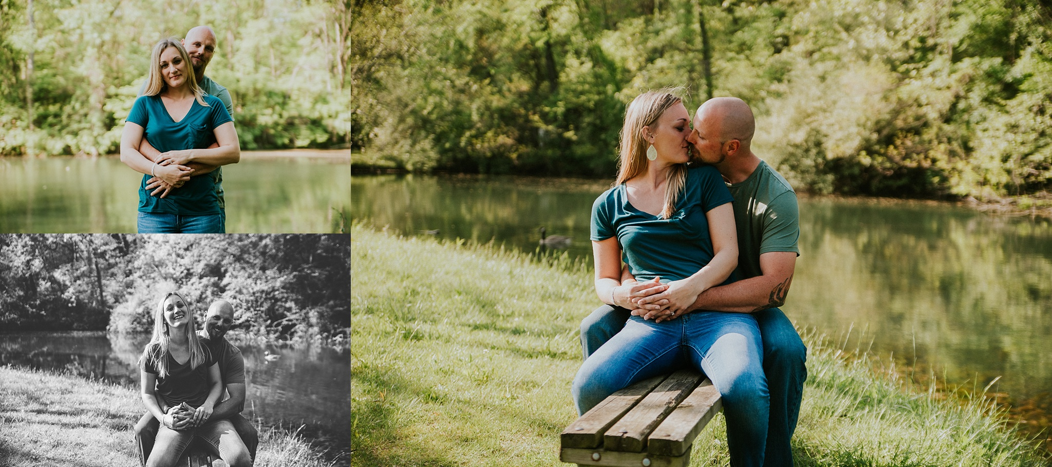Shelby Chari Photography | South Bend Portrait Photographer | Engagement Session