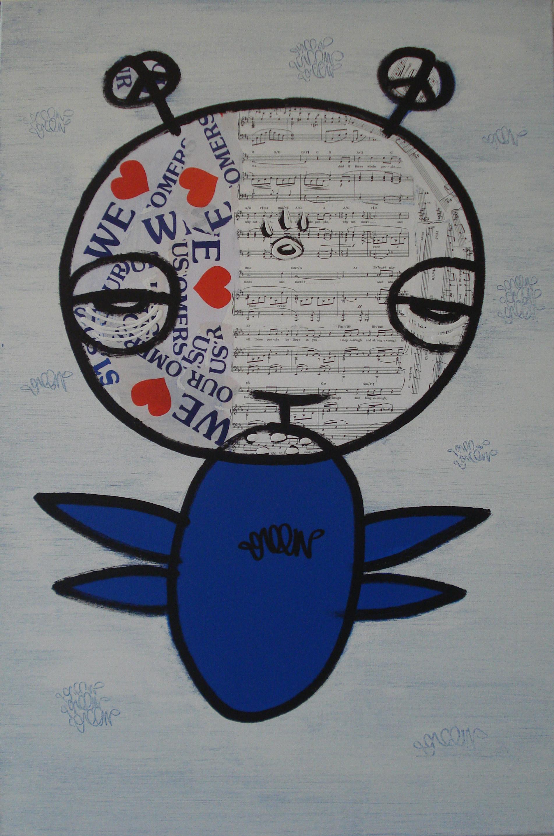 Crescendo Peace Bee