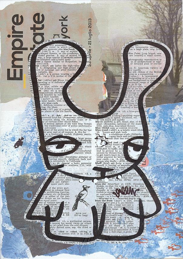 Crusty Empire Bunny