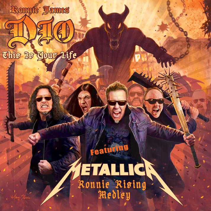 Metallica - Ronnie Rising