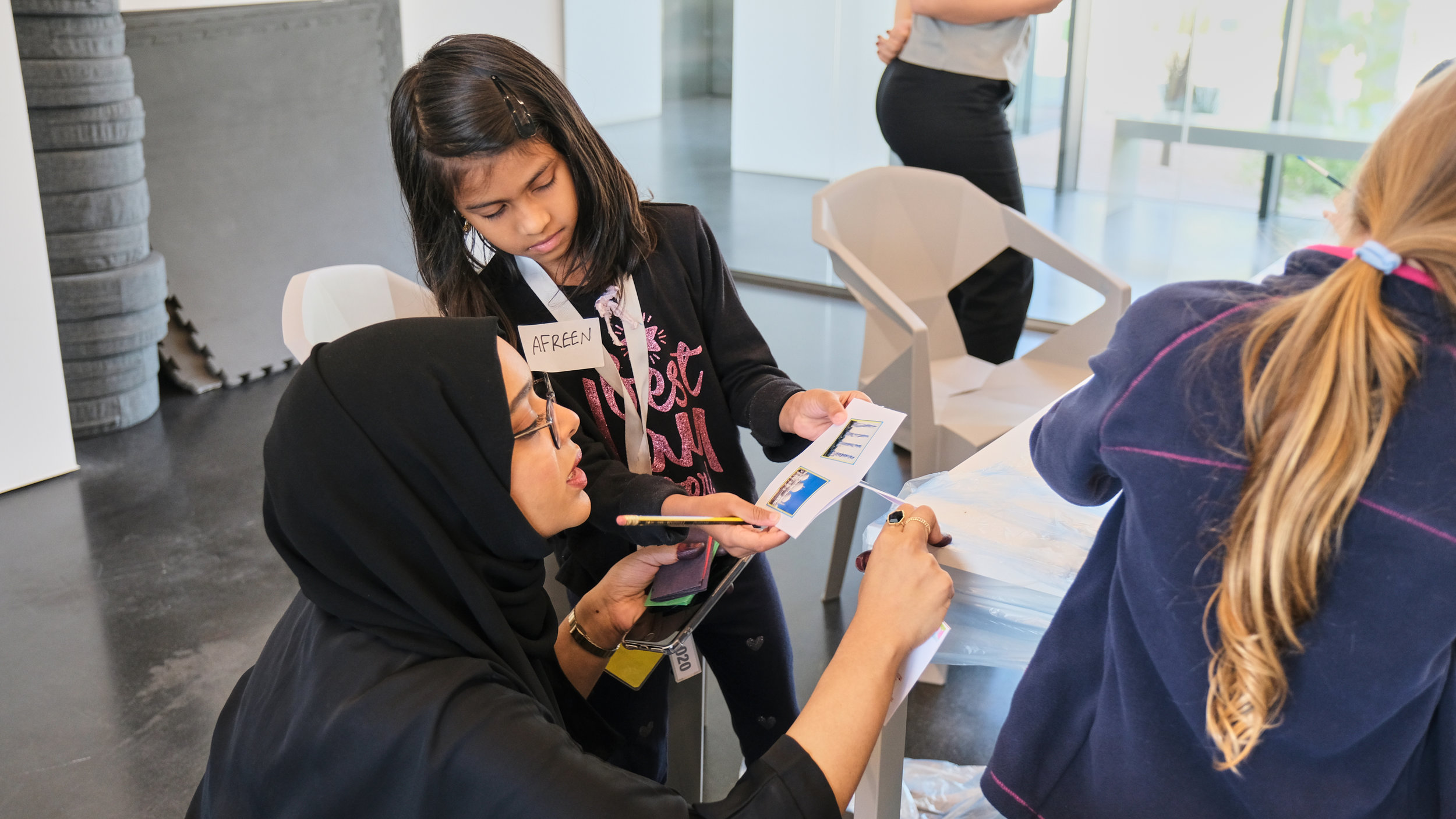 Session 1 of Summer Arts Camp at Jameel Arts Centre, Dubai. Courtesy of Jameel Arts Centre. Photo by Brent Galotera (83).jpg