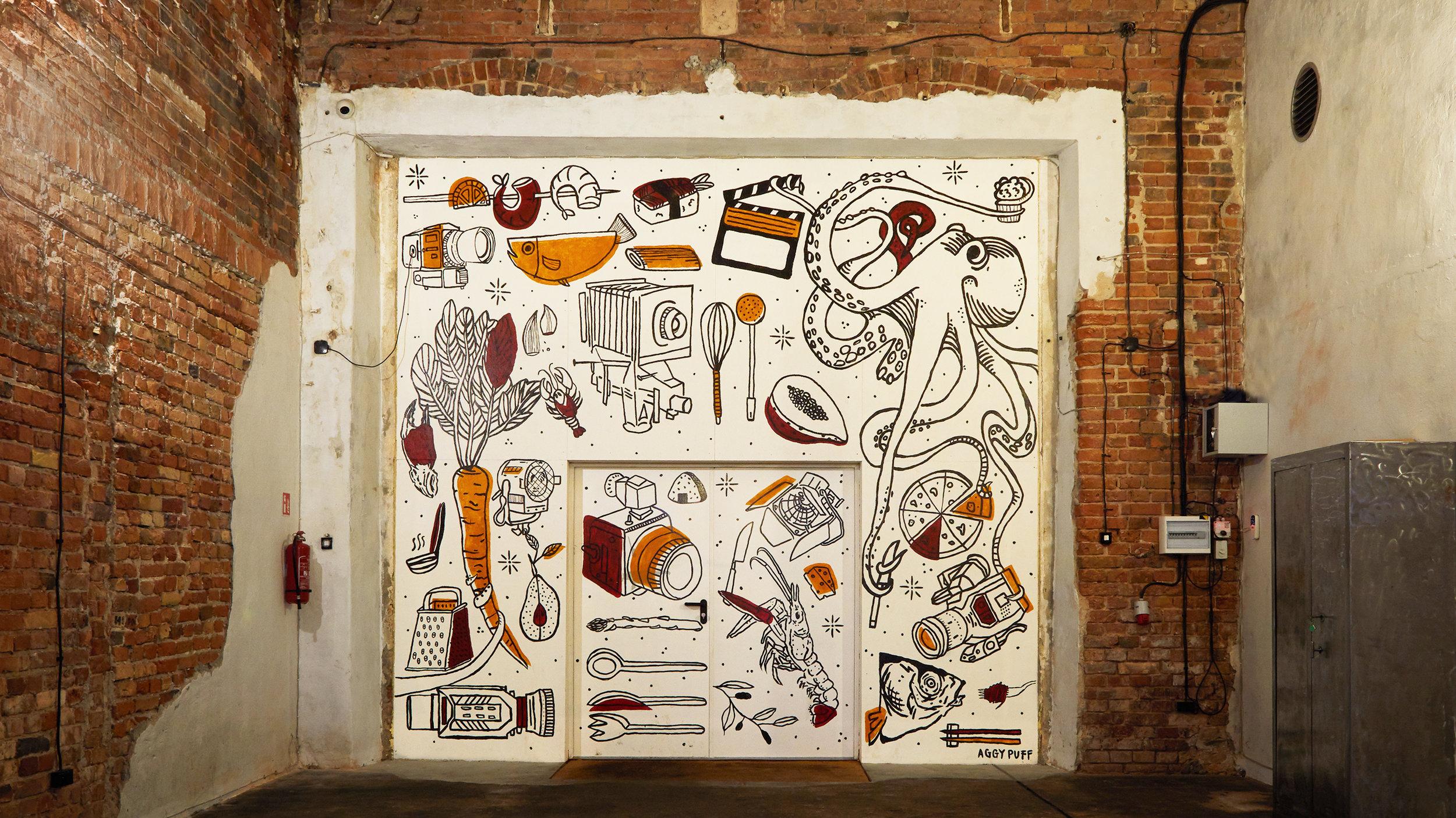 Wall Foodoo