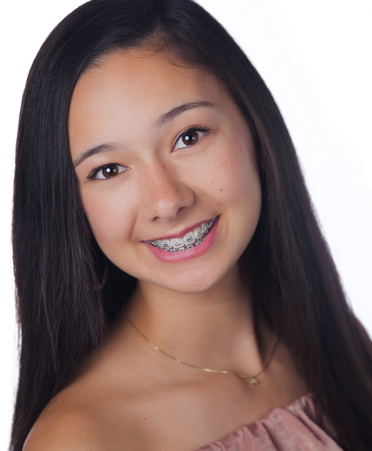 Gianna Morris (braces currently) | AVE | 14