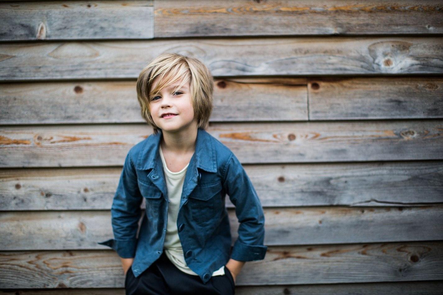 Sebastian Brown | 7 | Son of Katharine Brown