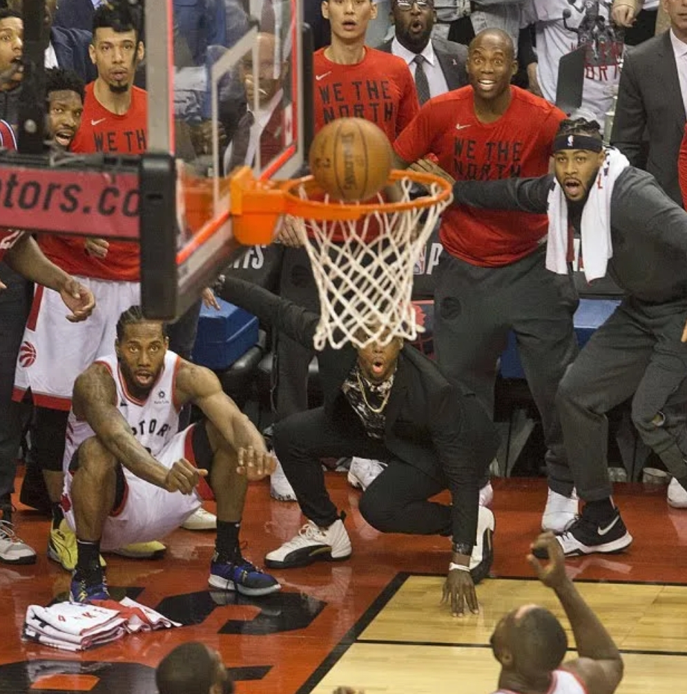 If you missed this, you missed a part of Canadian basketball history.