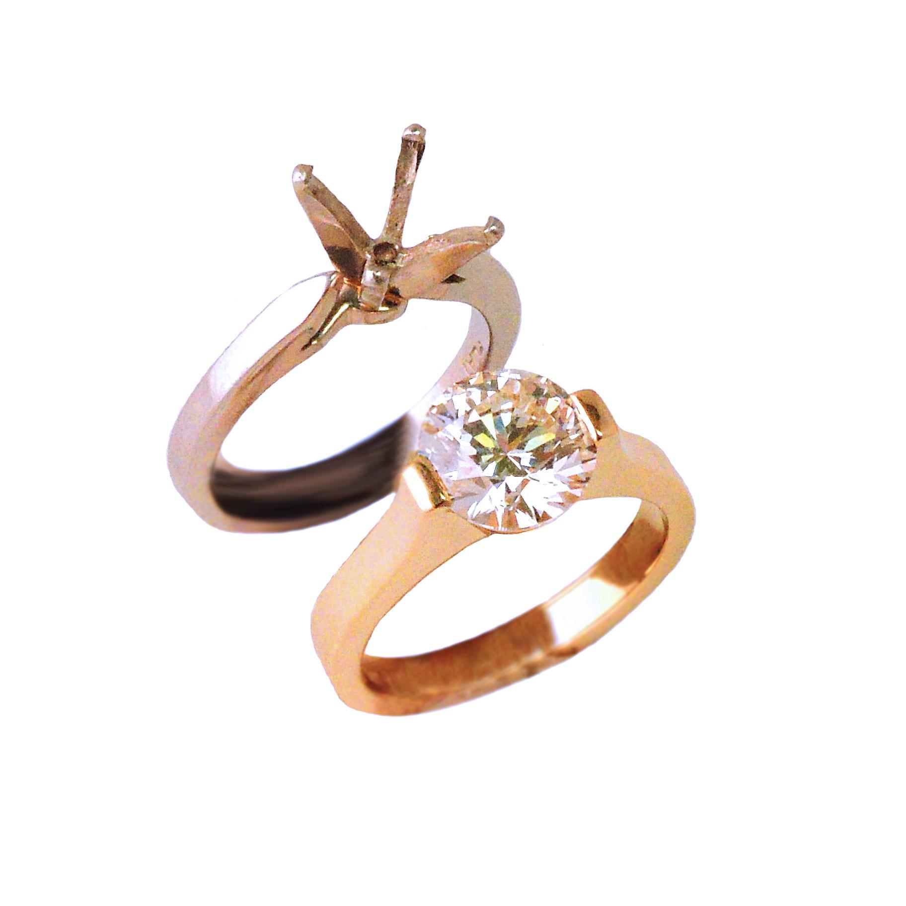 1.5ct Canadian Diamond Ring