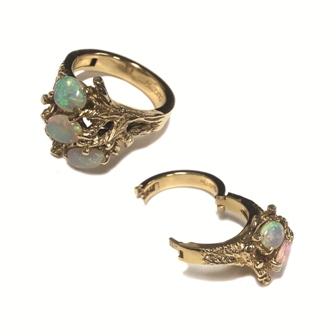 Hinged Shank Ring