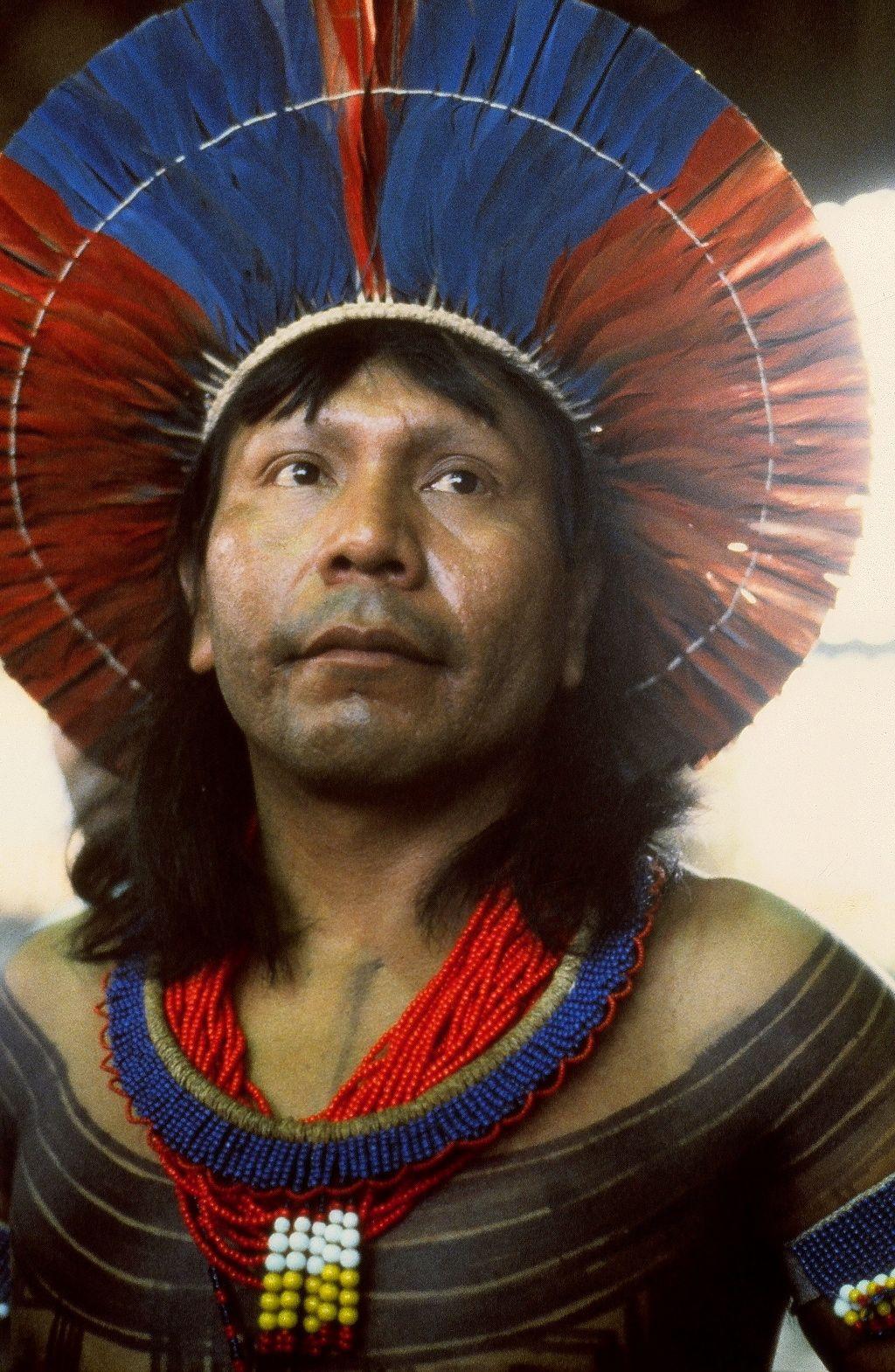 Chief Paiakan