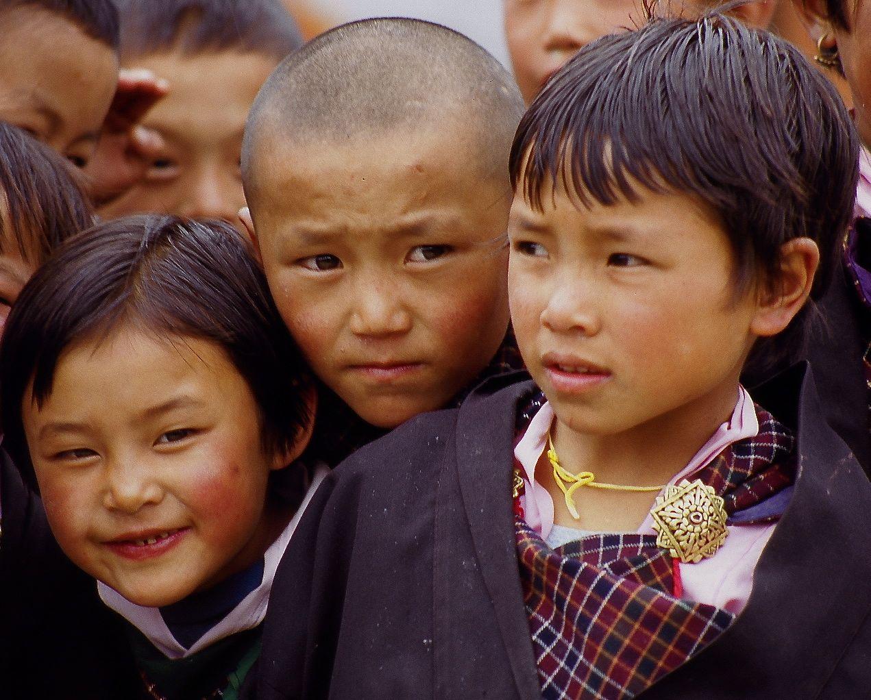 Children from Ura School 2