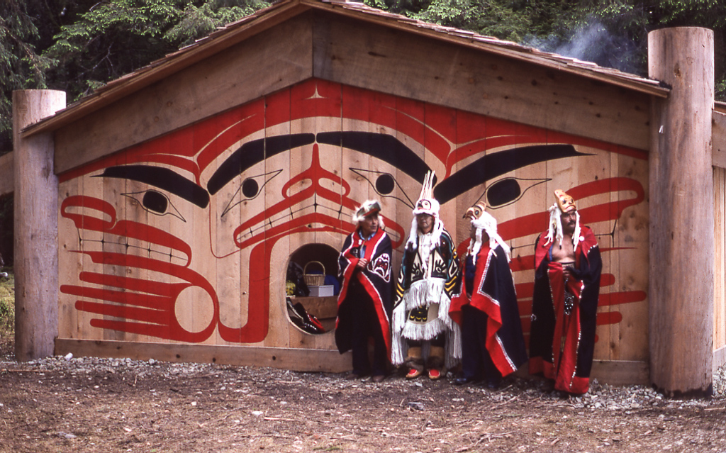 #3 — Windy Bay Longhouse Opening Ceremony