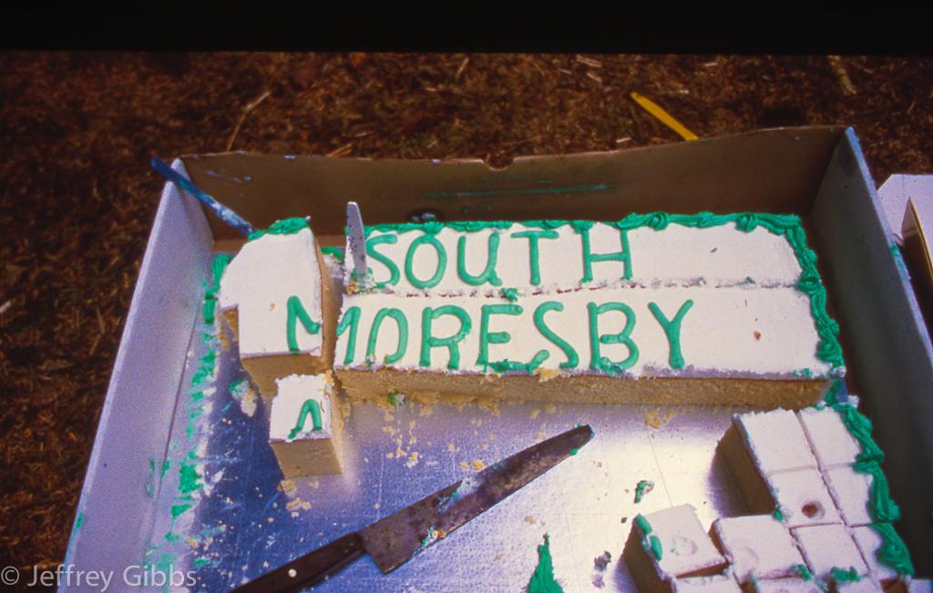 #8 — South Moresby Cake
