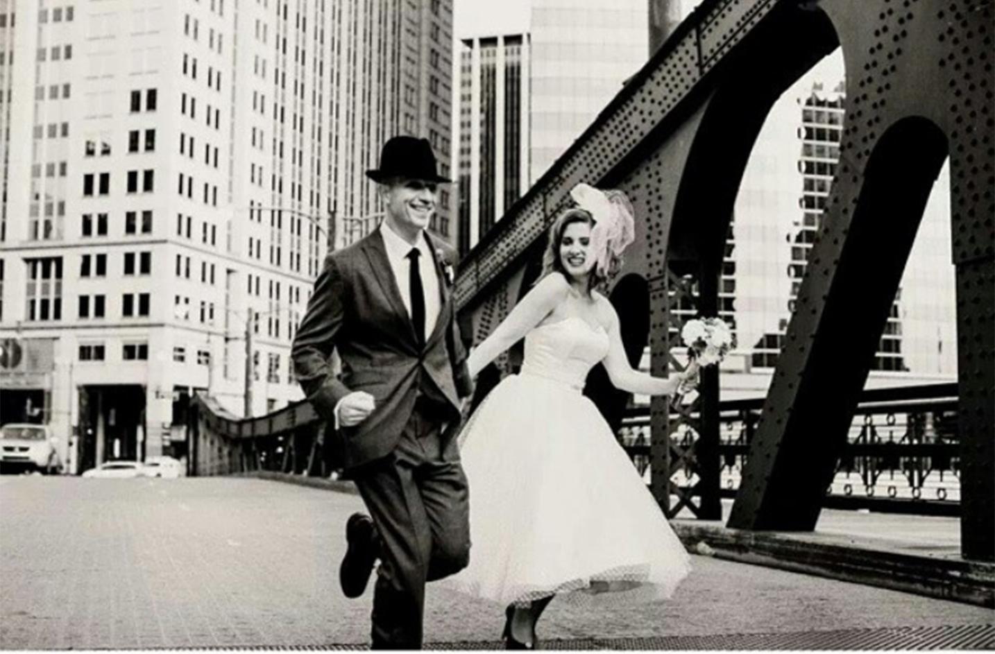 Newlyweds. July 7, 2012 | Chicago