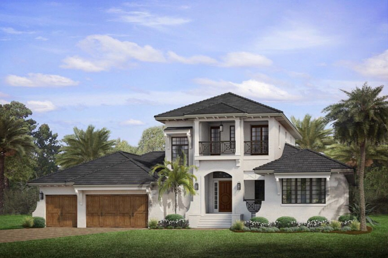 spec home with LaBram Homes