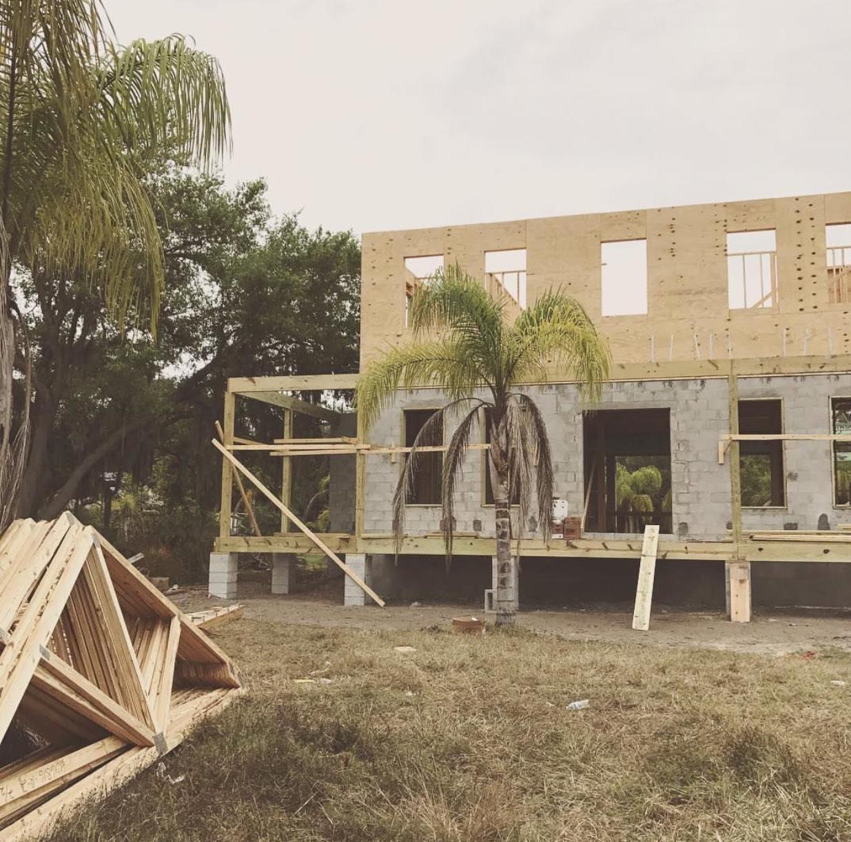 Residential jobsite | Lisa Gilmore Design