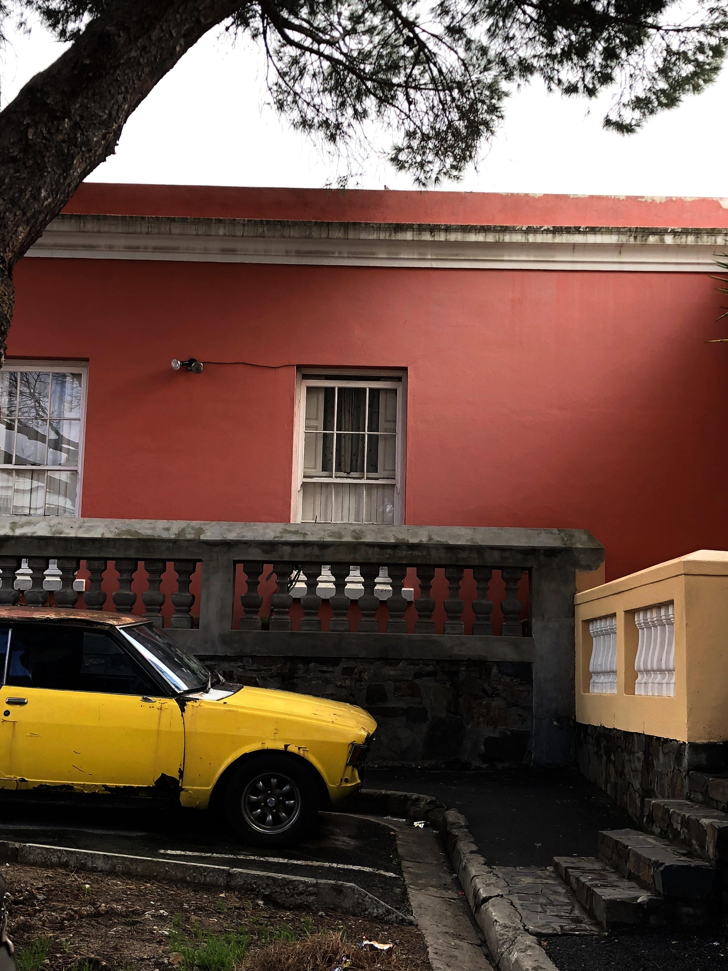 vintage car_bokaap south africa