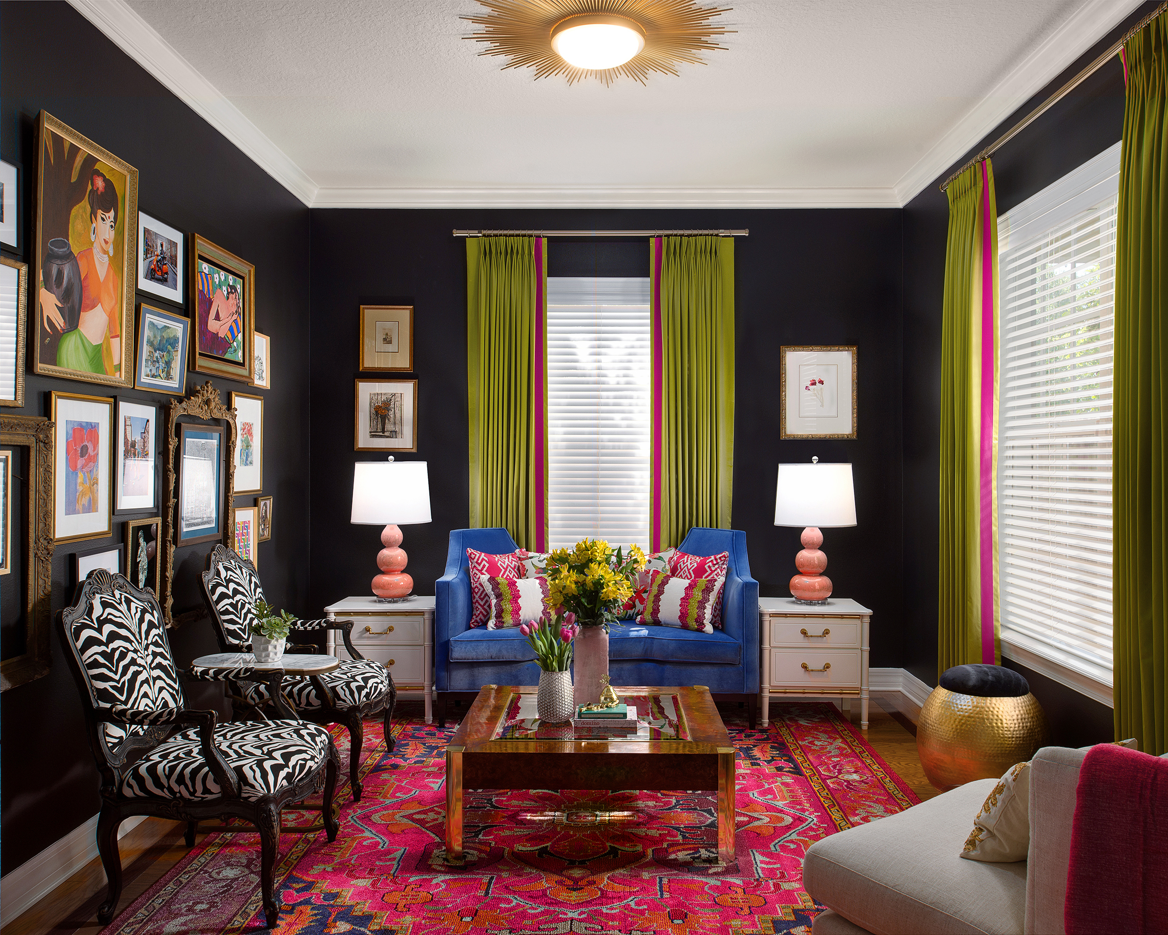 LISA GILMORE DESIGN | ECLECTIC INTERIOR